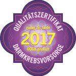 Das Endo Zentrum Wien ist ÖGGH qualitätszertifiziert für Darmkrebsvorsorge