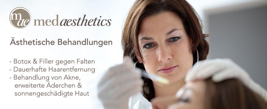 Endo Zentrum bietet neu auch ästhetische Behandlungen an